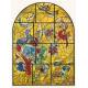 Issachar (Izachar) V - The Jerusalem Windows