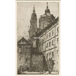 Chrám sv.Mikuláše (Krásná Praha I)