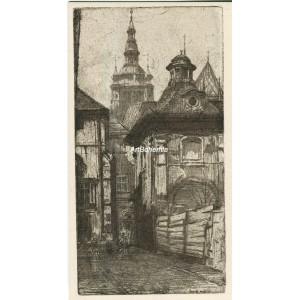 Ulice Svatojiřská (Krásná Praha I)