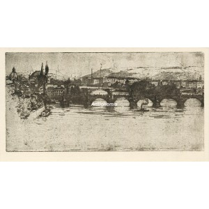 Pražské mosty (Krásná Praha I)