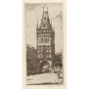 Prašná brána (Praha 1911)