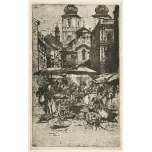 Zelený trh (1914) (Krásná Praha II)