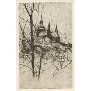 Hradčany (Krásná Praha II)