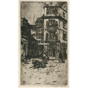 Dům u Zlaté studny (Krásná Praha II)