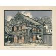 Dřevěný statek v Přepeřích u Sobotky (zbourán 1930) (Český ráj)