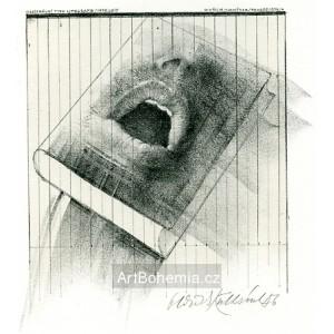 Kniha s otevřenými ústy