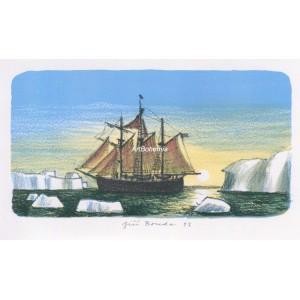 Loď s plachtami