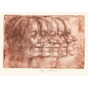 Jedenáct profilů mé lásky (11x dívka), opus 597