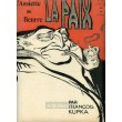 La Paix - komplet 15x bar.litografie
