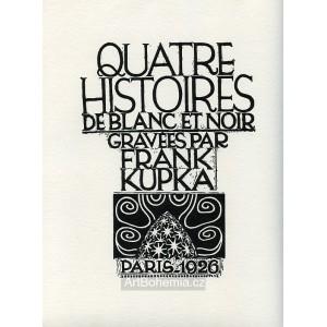 Quatre Histoires de blanc at noir graves par Frank Kupka (1)