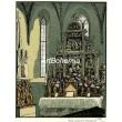 Oltár v kostole v Svätom Jure (Slovensko)