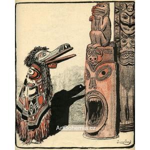 Dieux du Nord-West Américain (Religions)