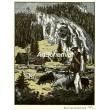 Bača v liptovských horách (Slovensko)