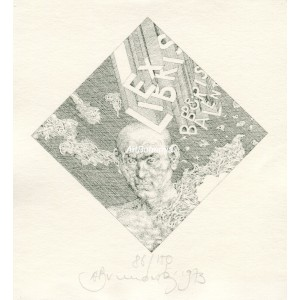 Předseda - The Chairman, opus 381