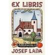 Hrusický kostelík (EXL Josef Lada)