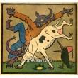 Čert s kozou (Národní říkadla)