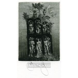 Pokušení - Temptation, opus 516 (Editio 13)