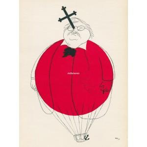 G.K.Chesterton aneb Koule a kříž (1927) (Visages)