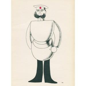 Generál Buďonnyj (1934) (Visages)