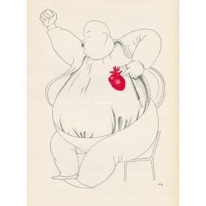 Děmjan Bědnyj, básník v.v. (1934) (Visages)