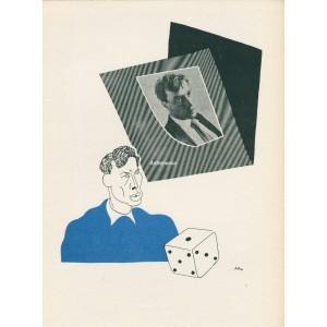 Boris Pasternak (1934) (Visages)