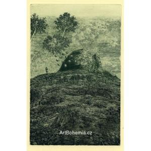 Krajina s kopcem - Příběhy Orfeovy I, opus 469A