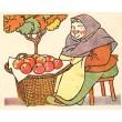 Byla jedna babka, prodávala jabka... (Moje abeceda)