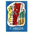 F.Léger - Galerie Louis Carrré, 1953 (Les Affiches originales)