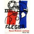 F.Léger - Museum Morsbroich, 1955 (Les Affiches originales)