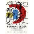 Fernand Léger - Museé de Lyon, 1955 (Les Affiches originales)