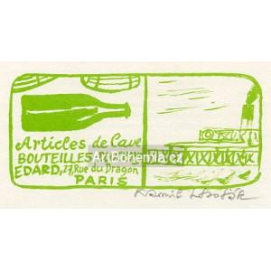 Articles de Cave - Pařížská nároží