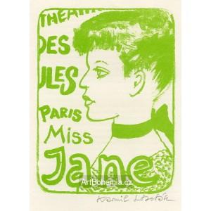 Miss Jane - Pařížská nároží