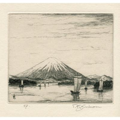 Hora Fuži z Enošimi, opus 515 (Črty z Orientu)