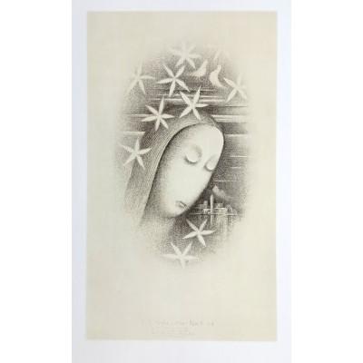 Zamilovaná mezi květy (1924)