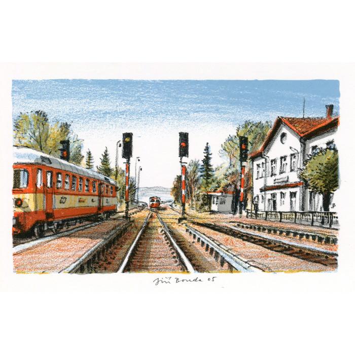 Železniční stanice Václavice