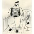 Pan Florián se vrhl na palubu jako rozzuřený býk (Dýmka strýce Bonifáce)