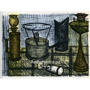 La lampe a pétrole, 1954