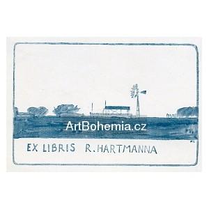 Letiště s větrníkem