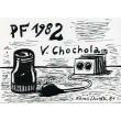 Fotoaparát se samospouští - PF 1982 Václav Chochola