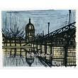 Paris - Le Pont des Arts, 1962