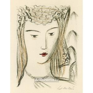 Dívčí portrét I (Balada I)