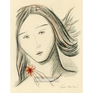 Dívčí portrét III (Balada VIII)