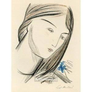 Dívčí portrét IV (Balada XII)
