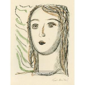 Dívčí portrét V (Balada XVI)