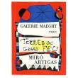 Terres de Grand Feu - Galerie Maeght, 1955 (Les Affiches originales)