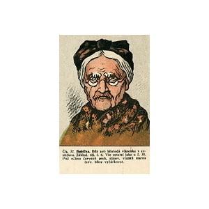 Babička (Umění divadelního líčení)