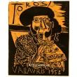Toros - Vallauris, 1958 (Les Affiches originales)