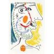 The Cubist Man´s Profile (Le Goût du bonheur)