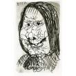 The Old Woman´s Head (Le Goût du bonheur)