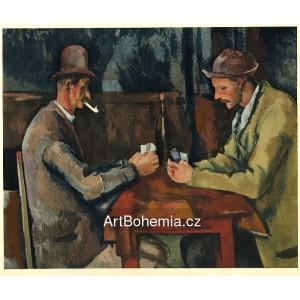 Les Joueurs de cartes (1892)